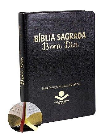 BIBLIA SAGRADA BOM DIA
