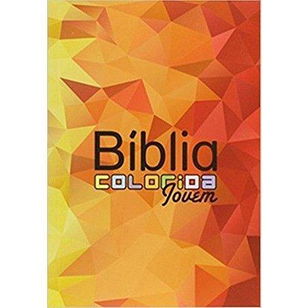 BÍBLIA COLORIDA PARA JOVENS - MOSAICO
