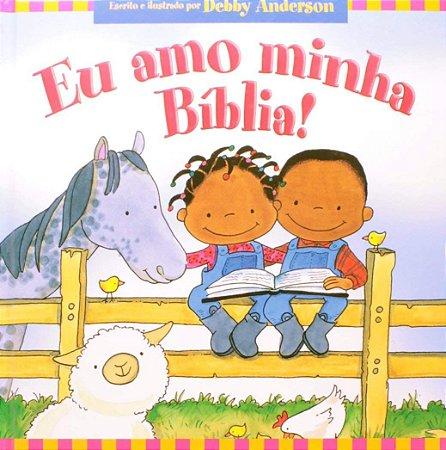 EU AMO MINHA BÍBLIA!
