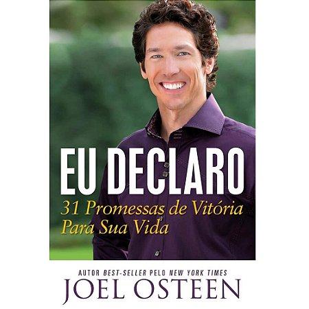 EU DECLARO - 31 PROMESSAS DE VITÓRIA PARA SUA VIDA