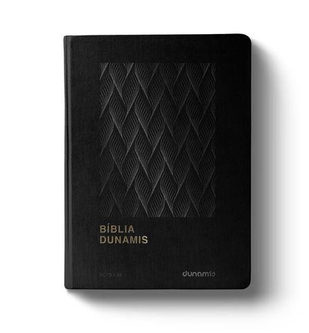 BÍBLIA DUNAMIS CLASSICA PRETA