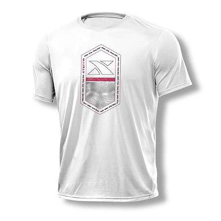 Camiseta Masculina Xterra Pill Branca