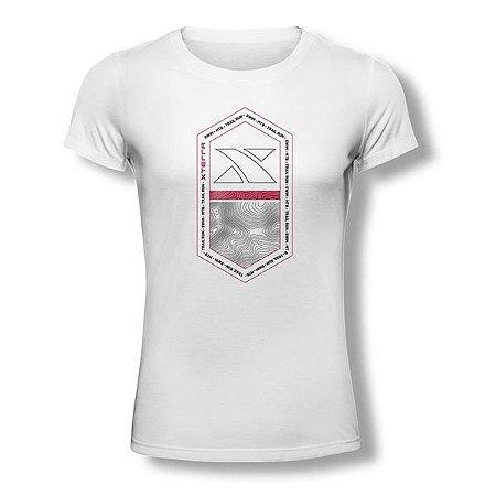 Camiseta Feminina Xterra Pill Branca