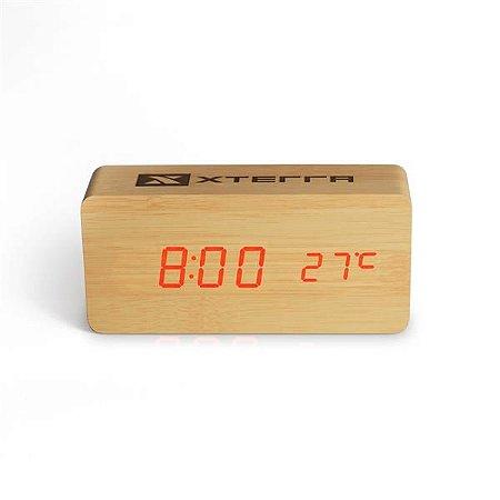 Relógio de Mesa LED Xterra