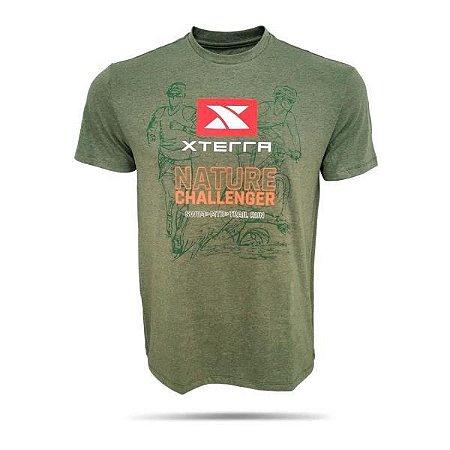 Camiseta Masculina Xterra Challenger