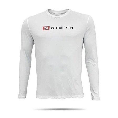 Camiseta Masculina Manga Longa  Xterra Dry UV Udine