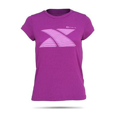 Camiseta Feminina X-DRY XTERRA Action