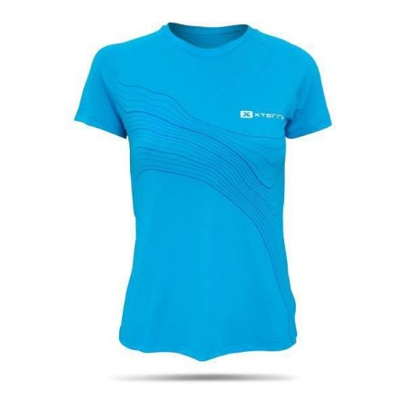 Camiseta Feminina X-DRY XTERRA Crew