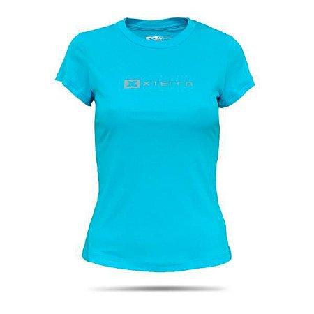 Camiseta Feminina X-DRY UV XTERRA Pulley Fit