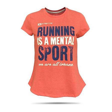 Camiseta Feminina XTERRA Running Basic
