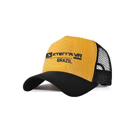 Boné Xterra VR Club Amarelo