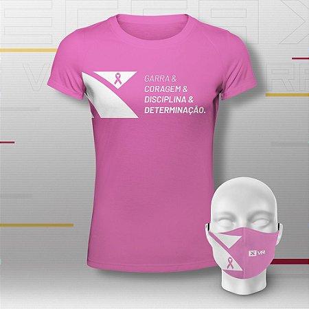 Kit Basic Feminino Xterra VR Outubro Rosa