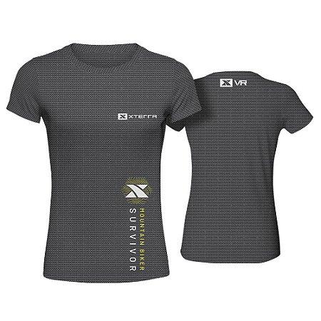 Xterra VR Endurance Challenge 01 Camiseta Feminina