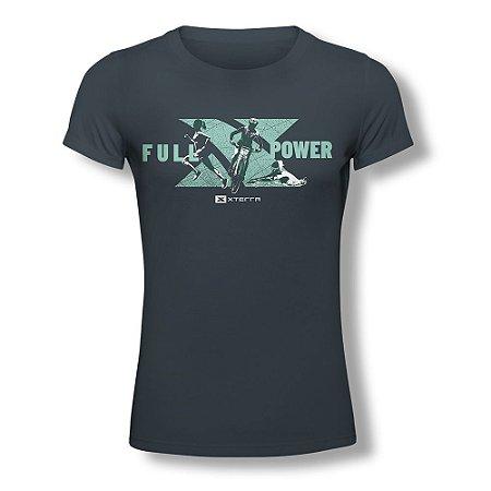 Camiseta Feminina Xterra Full Power