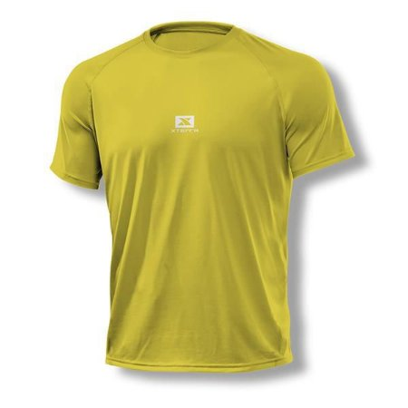 Camiseta Masculina Xterra Amarela