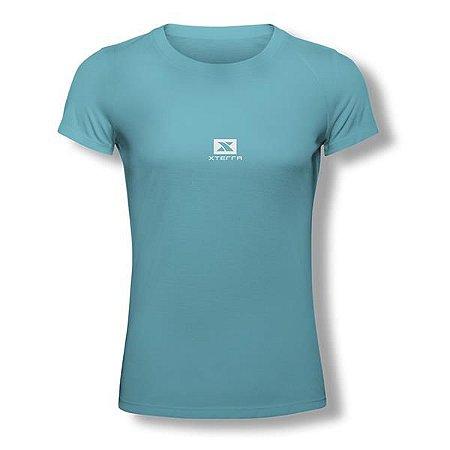 Camiseta Feminina Xterra Verde