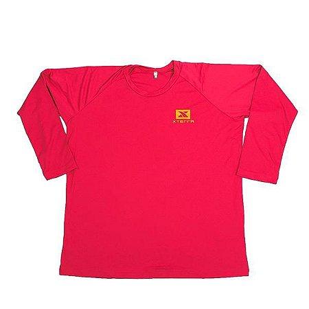 Camiseta Xterra Infantil Darter Cherry