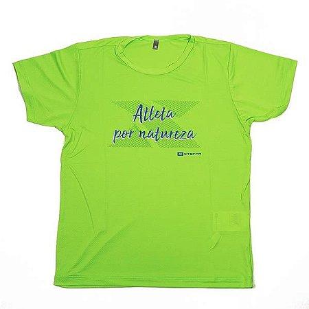Camiseta Xterra Infantil Raízes