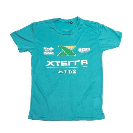 Camiseta Infantil Xterra Kids