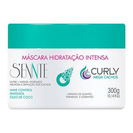 Máscara Hidratação Intensa - Curly Mega Cachos