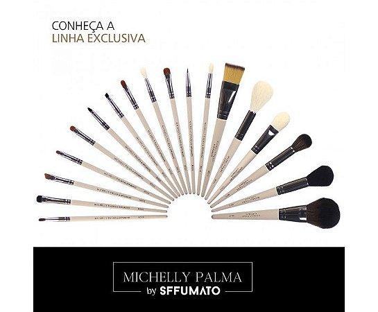 KIT DE PINCEIS MICHELLY PALMA BY SFFUMATO 18 PINCEIS