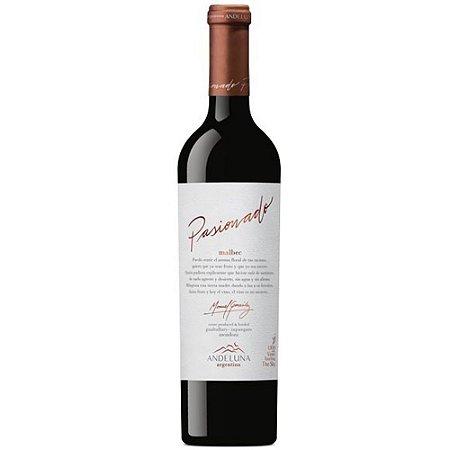 Vinho Pasionado Malbec