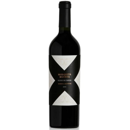 Vinho Mosquita Muerta Blend de Tintas