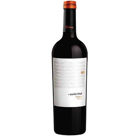 Vinho Punto Final Reserva Malbec