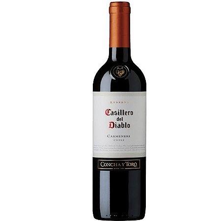 Vinho Casillero Del Diablo Carmenere