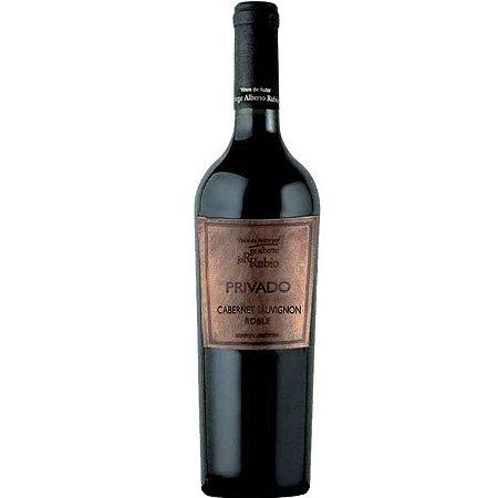 Vinho Jorge Rubio Privado Roble Cabernet Sauvignon