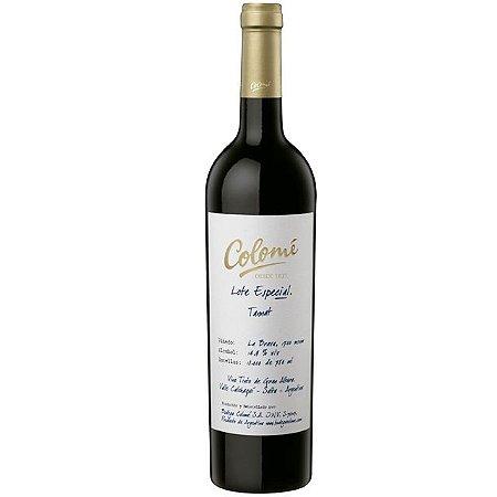 Vinho Colomé Lote Especial Tannat