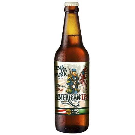 Cerveja Cevada Pura American IPA