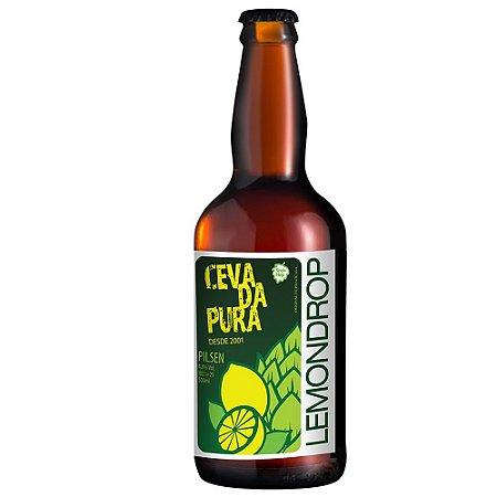 Cerveja Cevada Pura Lemondrop