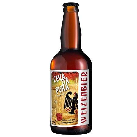 Cerveja Cevada Pura Weizenbier