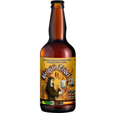 Cerveja Cevada Pura Belgian Tripel