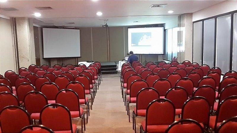 Sala De Eventos Para 220 Pessoas - Diária