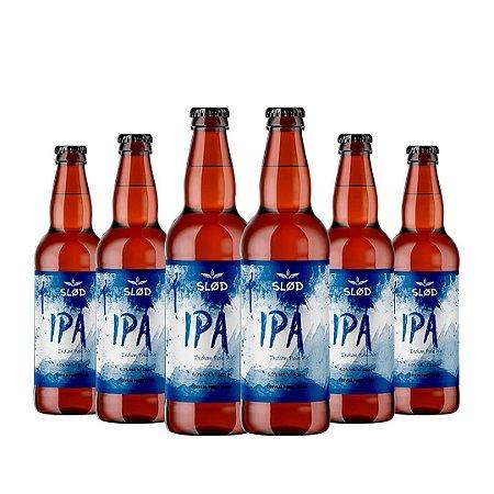 Box Slod 6 - IPA - 6 garrafas 500ml
