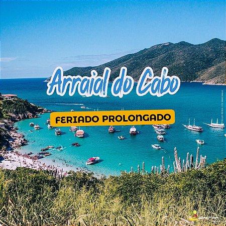 ARRAIAL DO CABO (FERIADO PROLONGADO)