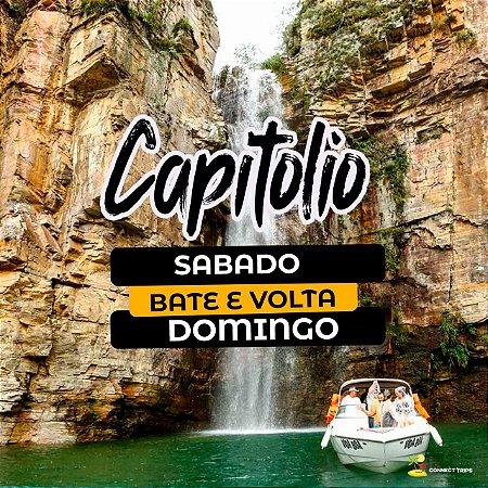 CAPITÓLIO - MG - MARÇO