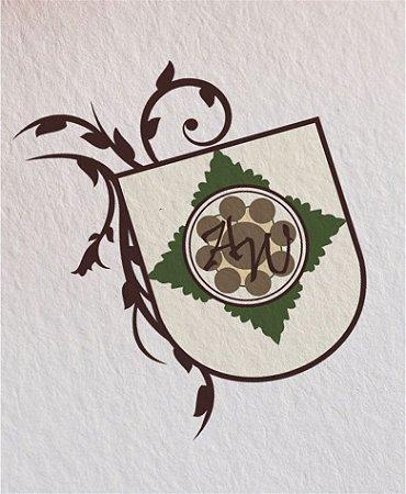 Monograma Brasão Família - Criação Nova [Arte Digital]