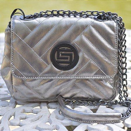 Bolsa Transversal Metalizada Smartbag
