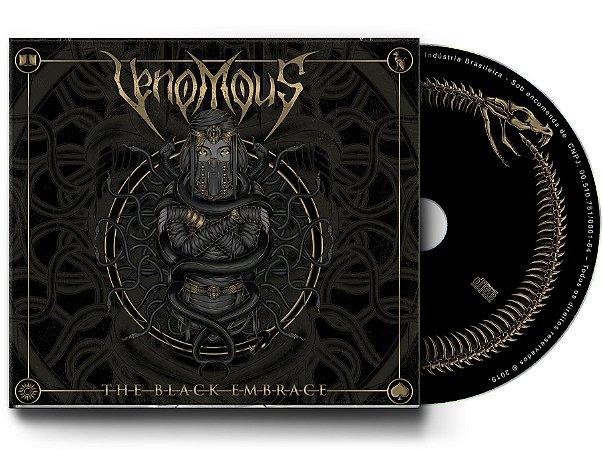 CD The Black Embrace