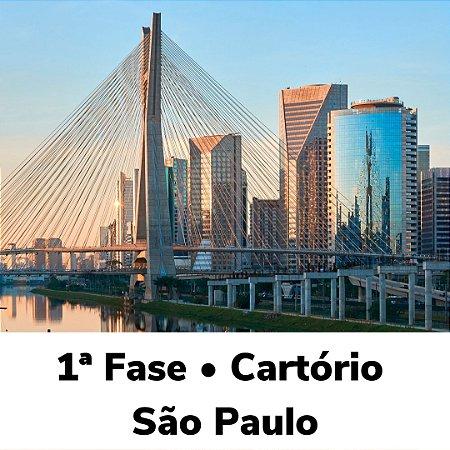 Estudo Diário - Curso completo para 1ª Fase • Cartório São Paulo