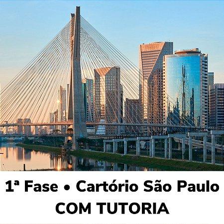 Estudo Diário - Curso completo com tutoria para 1ª Fase • Cartório São Paulo
