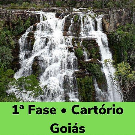 Estudo Diário - Curso completo para 1ª Fase • Cartório Goiás