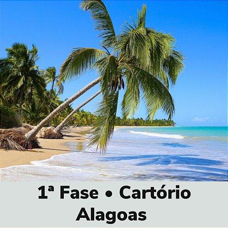 Estudo Diário - Curso completo para 1ª Fase • Cartório Alagoas