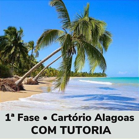 Estudo Diário - Curso completo com tutoria para a 1ª Fase • Cartório Alagoas