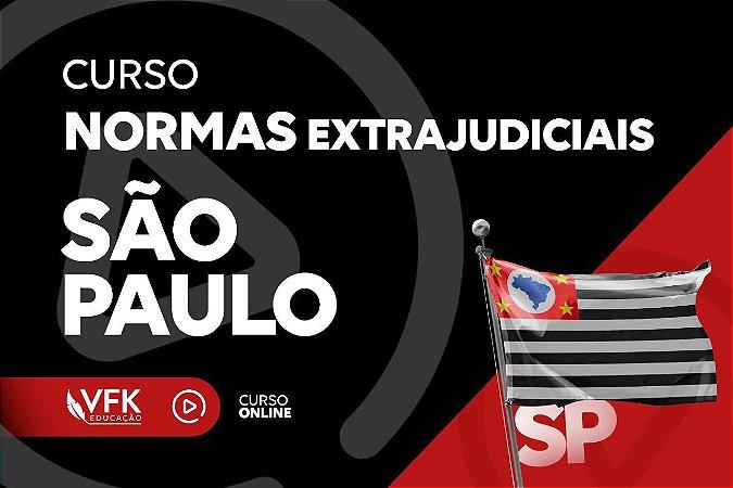 Curso Normas Extrajudiciais/SP