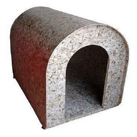 Casinha de cachorro reciclável N2