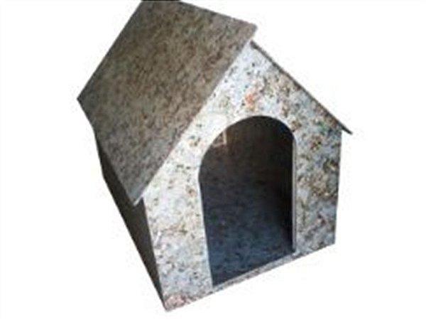 Casinha de Cachorro modelo duas águas N.3